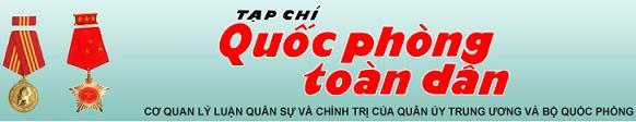 Tap chi Quoc Phong Toan Dan - Bo Quoc Phong